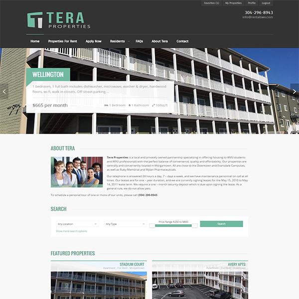 tera-properties